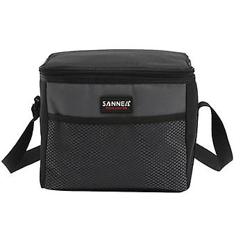Shoulder Bag High-end 5 Liter Outdoor Outing Multi-function Lunch Bag Shoulder Insulation Bag