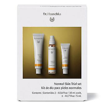 Unisex Cosmetic Set Trial Dr. Hauschka Day Cream Normal Skin (3 Pieces)