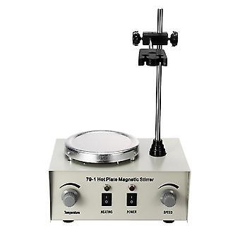 110/220v Heating Magnetic Stirrer Lab Mixer Machine 79-1 1000ml Hot Plate