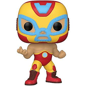 Luchadores- Iron Man USA import