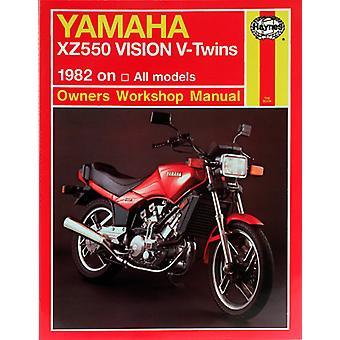 Clymer M821 Haynes Manual for Yamaha