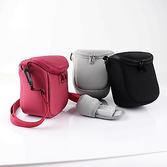 حقيبة كاميرا صغيرة ذات كتف واحد تناسب حقيبة تخزين sony lcs-bbf a6300