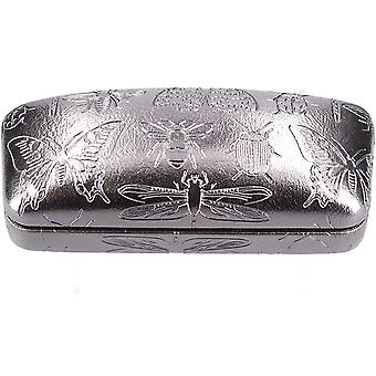 Gisela Graham Silver Insect Glasses Case