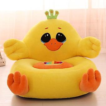 Lasten sohva söpö sarjakuvapapu laukku tuoli