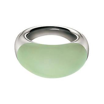 Dames' Ring Calvin Klein Kj24ar01080 Groen
