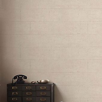 Global Fusion Concrete Block Wallpaper Beige G56392