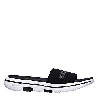 Skechers Womens Gå 5 Ht Flat Sandals Skor Slip On