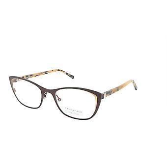 Face A Face Eyeglasses Frame JOYCE 1 Col. 9324 Acetate Dark Aubergine
