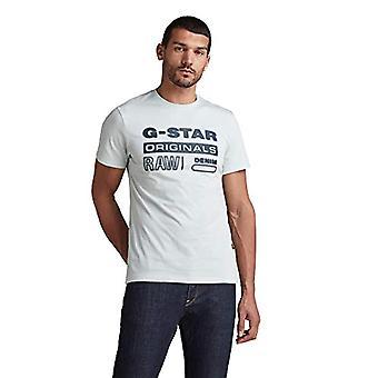 G-STAR RAW D19845 T-Shirt, Tuggummi 336-803, XS Herrar
