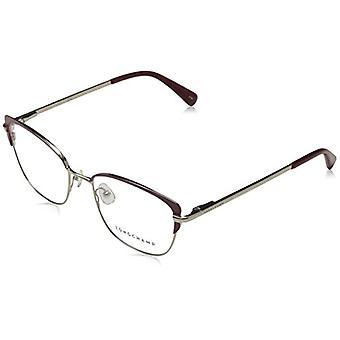 Longchamp LO2108, Metal Cherry Red Unisex Adult, Multicolored, Standard Sunglasses