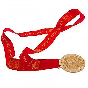 Liverpool FC Istanbul 2005 Replika Medalje