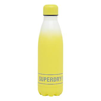 Superdry Passenger Bottle - Bright Yellow