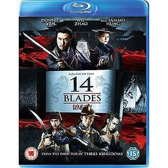 Blu-ray 14 Blades