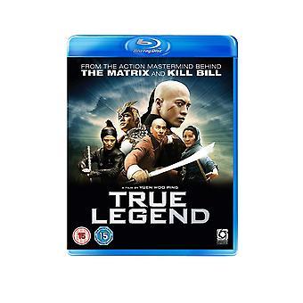 True Legend Blu-Ray
