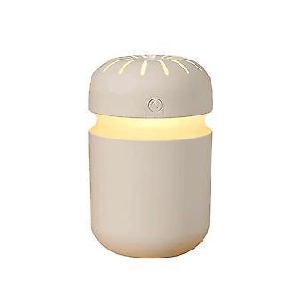 White 7.8x7.8x12.3cm aromatherapy car humidifier homi3734