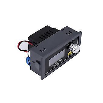 4A 25w elektroninen kuormitus Säädettävä Vakiovirta Ikääntymisvastus Akku JänniteKapasiteetti Testaaja LC