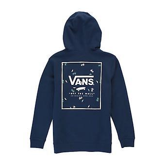 Vans Sweatshirt Baby By Print Box Back PO Boys Blau