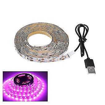 5v Usb Grow-light -full Spectrum Waterproof Led Strip Lights