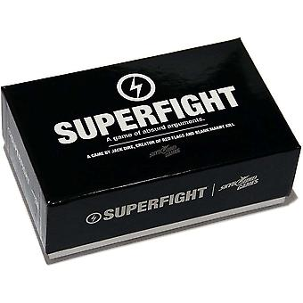 Superfight A Card Game Of Absurd Arguments   Fun Family Friendly, Party Game Of Super Powers And Super Problems, Enjoyed By Kids, Teens, And Adults, 5