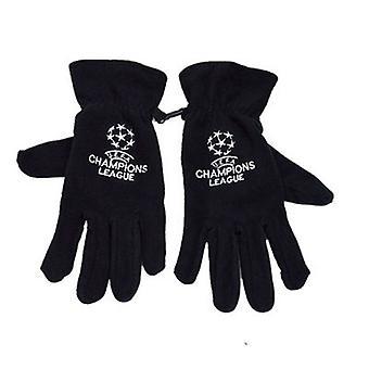 Football Sports Cycling Warm Gloves Bib Hat 3-piece Outdoor Fan Training Kit For Men And Women