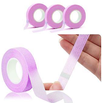 6 ruller øyenvippe forlengelse tape pustende lash tape for øyenvippe