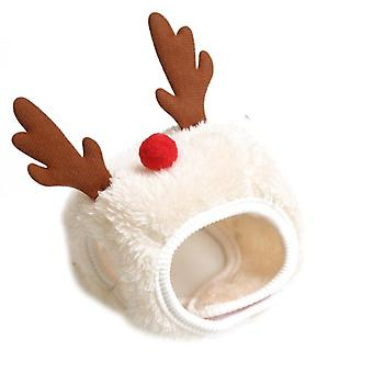 Christmas Hat Set Dog Bibs Kerchief Pet Christmas Costume Outfit For Pets