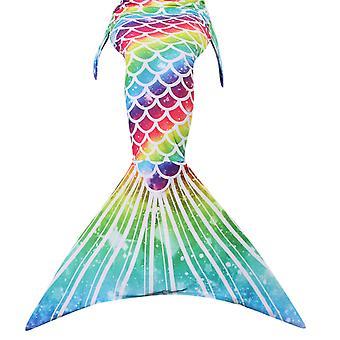 Mermaid Tail Kids Swimmable Mermaid Tail Swimming Costume For Girls