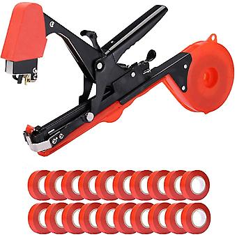 Netsilicon 2021 Upgrade Plant Upright Tying Tapetool, Vine Tying Tape Griculture Tool with 20 Rolls