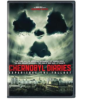 Chernobyl Diaries [DVD] USA import