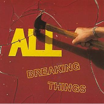 All - Breaking Things [Vinyl] USA import