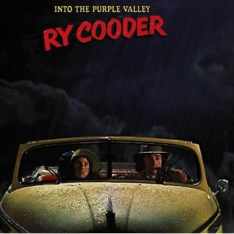Ry Cooder - importation USA dans the Purple Valley [CD]
