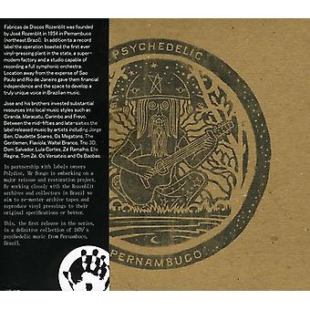 Psychedlic Pernambuco - Psychedlic Pernambuco [CD] USA import