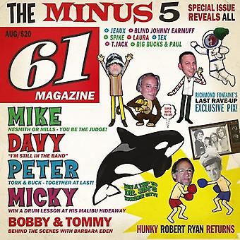 The Minus 5 - Of Monkees & Men [CD] USA import