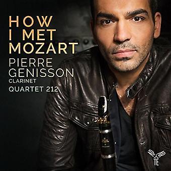 ピエール ・ Genisson - 私に会ったモーツァルト [CD] 米国のインポート方法