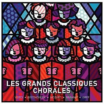 Les Grands Classiques Choräle - Les Grands Classiques Choräle [CD] USA import