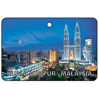 Kuala Lumpur - Malaisie Car Air Freshener