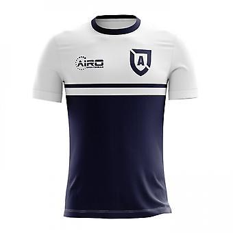 2020-2021 أستراليا بعيدا مفهوم كرة القدم قميص (أطفال)