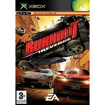 Burnout Revenge (Xbox) - Uusi