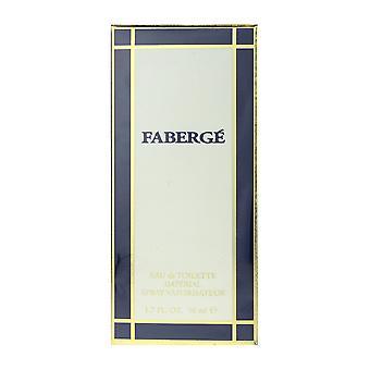 Faberge Faberge Eau De Toilette Imperial Spray 1.7Oz/50ml New In Box (Vintage)