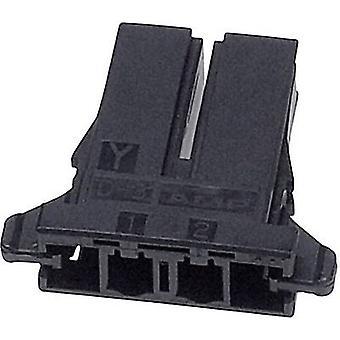 Invólucro de TE conectividade soquete - número Total de séries de cabo 3000 dinâmico de pinos 3 1-178128-3 1 computador (es)
