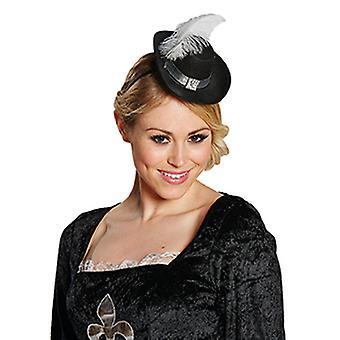 Mousquetaire chapeau bandeau accessoires Carnaval Halloween costume
