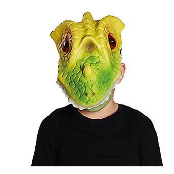 Dinosaure enfants masque lézard accessoire Carnaval Carnaval