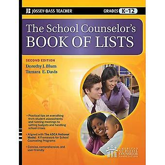 Die Schulberater Buch der Listen