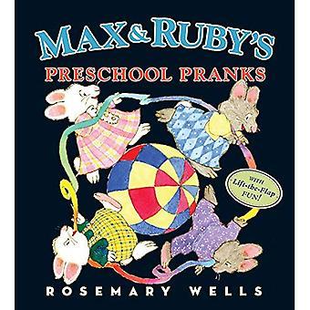 Max und Ruby Vorschule Streiche (Max und Ruby (gebundene Ausgabe))