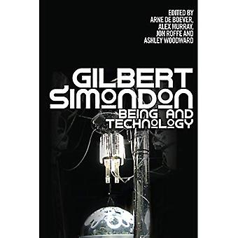 Gilbert Simondon: Essendo e tecnologia