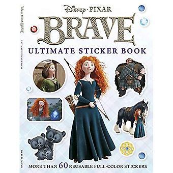 Ultimate Sticker Book: Brave