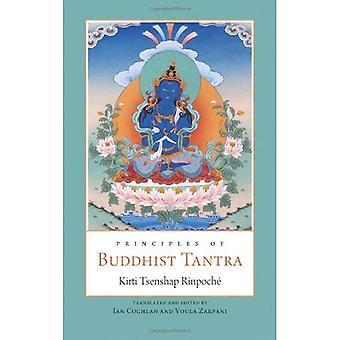 Principerna för buddistiska Tantra