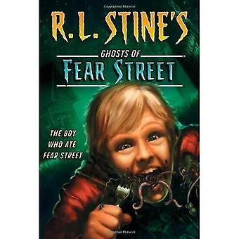 O rapaz que comeu a rua do medo