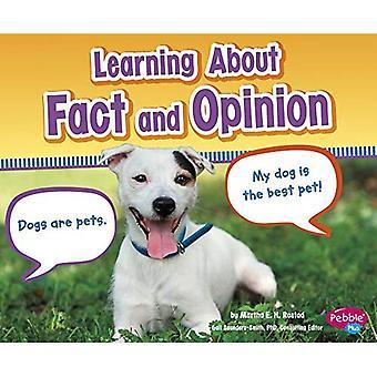 Lär dig mer om fakta och åsikter (mediekunskap för barn)