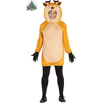Animal costumes  Reindeer Costume for adults